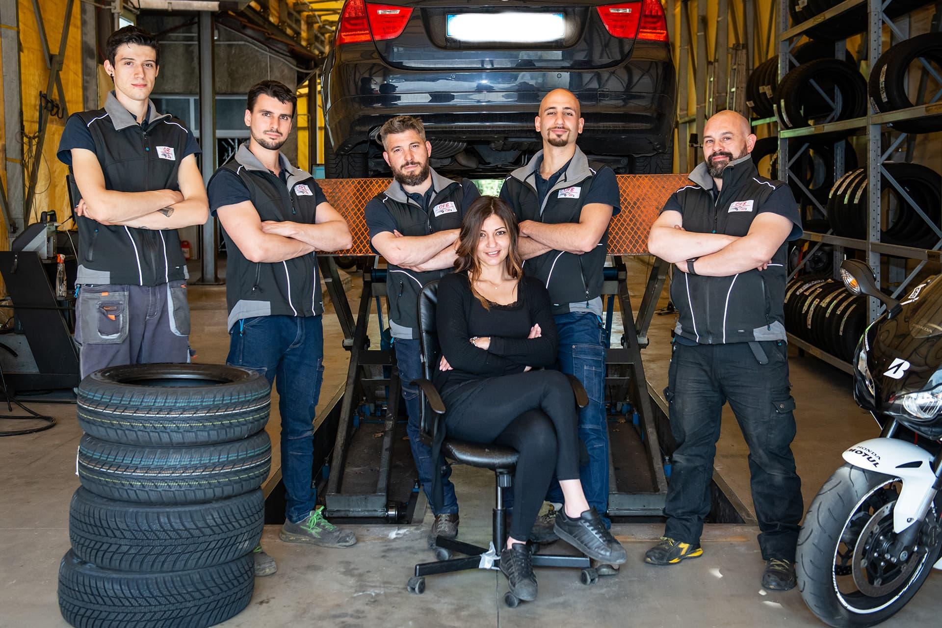 Team - OFB Centro Revisioni